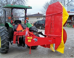 New Tar River 6ft Drum Mower with Manual Lift