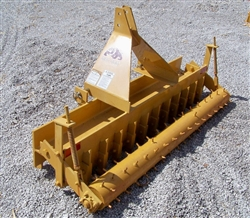 New Dirt Dog Mfg. 5.5 ft.Pulverizer, arena tool,leveler