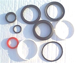 FREE SHIP..New Hydraulic Cylinder Repair kit to rebuild the cylinder